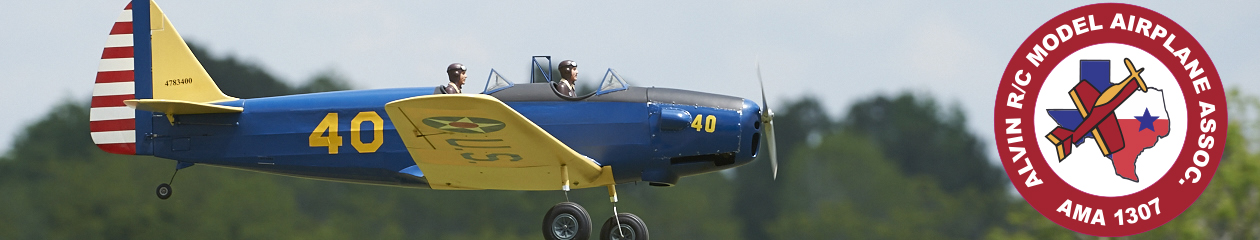 Alvin R/C Model Airplane Association