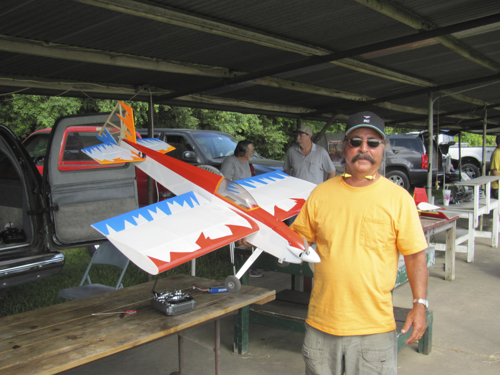 Alvin RC Modelers 40th Anniversary Fly-in