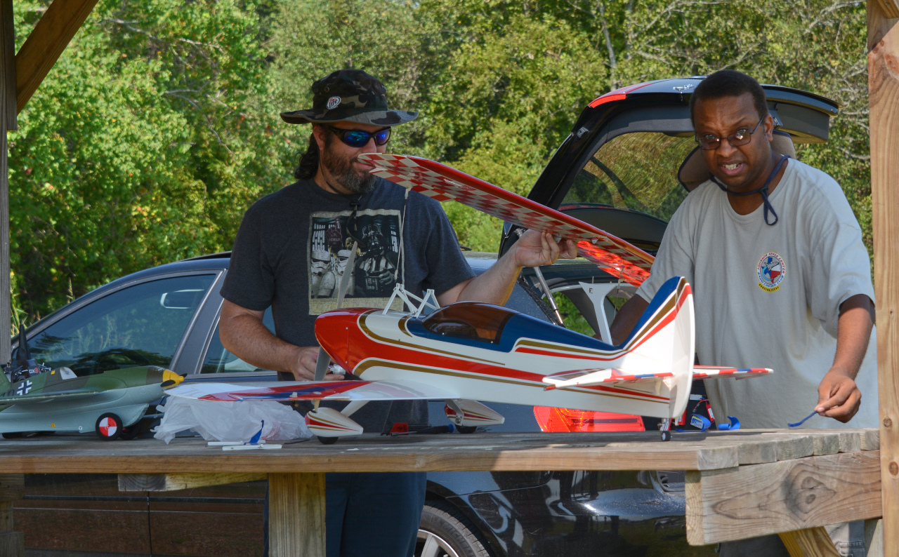 Alvin R/C 2015 Wounded Warrior Fun Fly